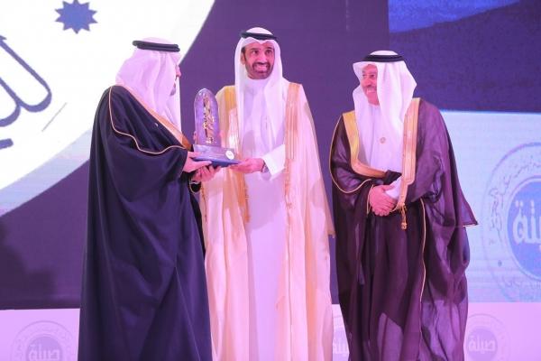 وزير العمل و التنمية الاجتماعية أحمد الراجحي- حفل تكريم فائزين الدورة السابعة لجائزة الأميرة صيتة