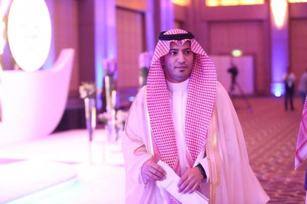 حفل تكريم فائزين الدورة السابعة لجائزة الأميرة صيتة - المذيع ياسر العمرو