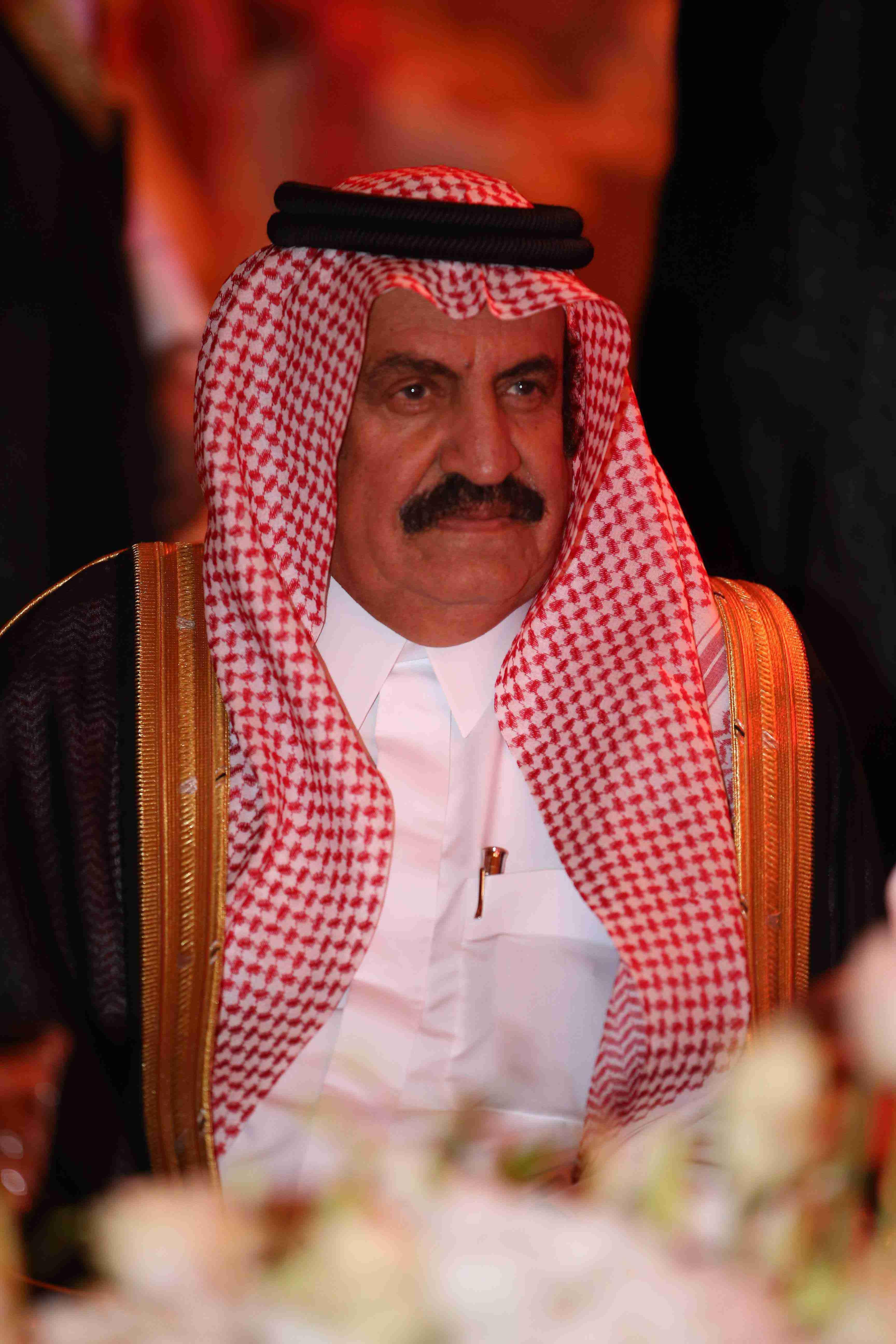 صاحب السمو الأمير/ تركي بن محمد بن سعود الكبير ال سعود