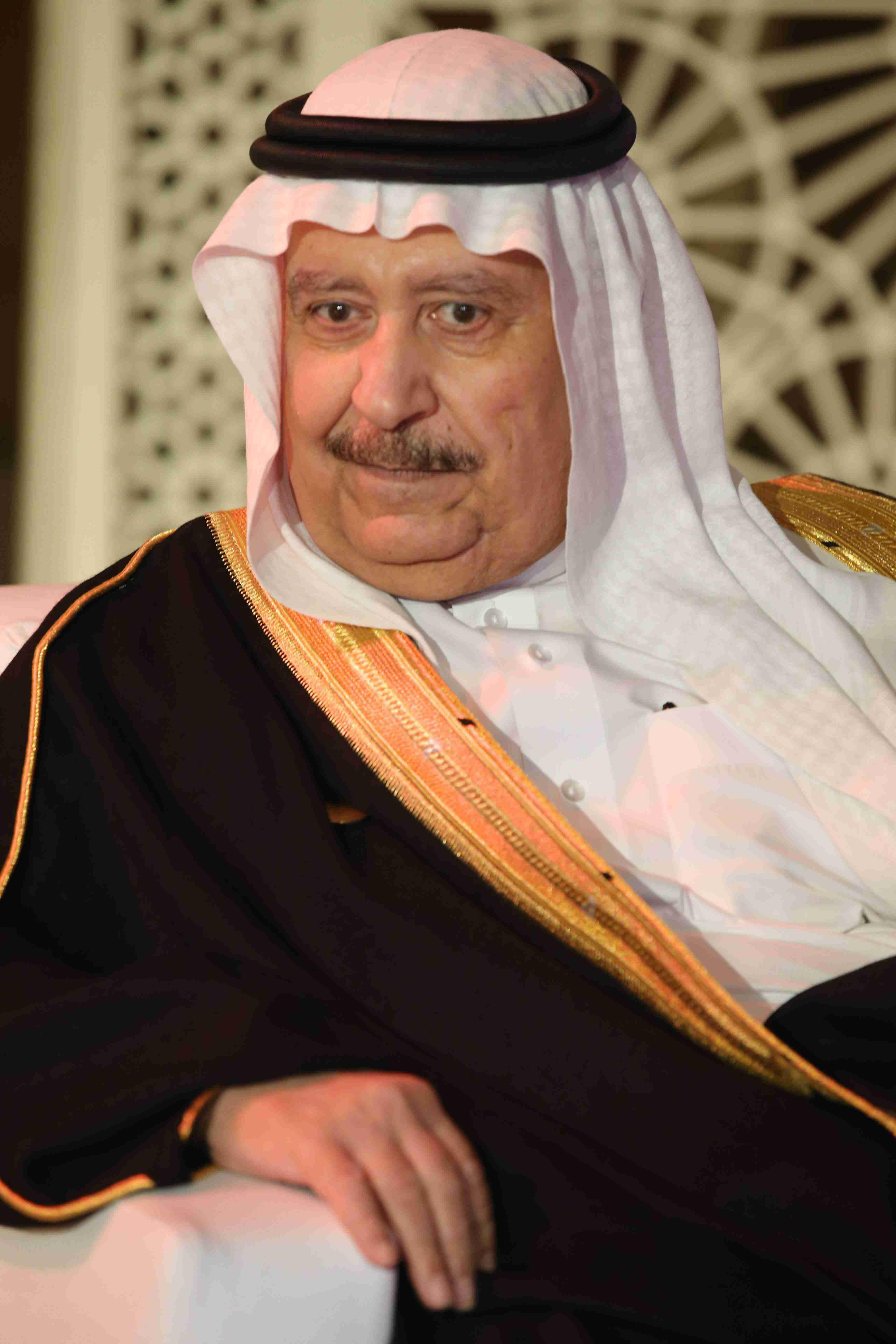 صاحب السمو الأمير/ فهد بن عبدالله بن محمد بن سعود الكبير آل سعود