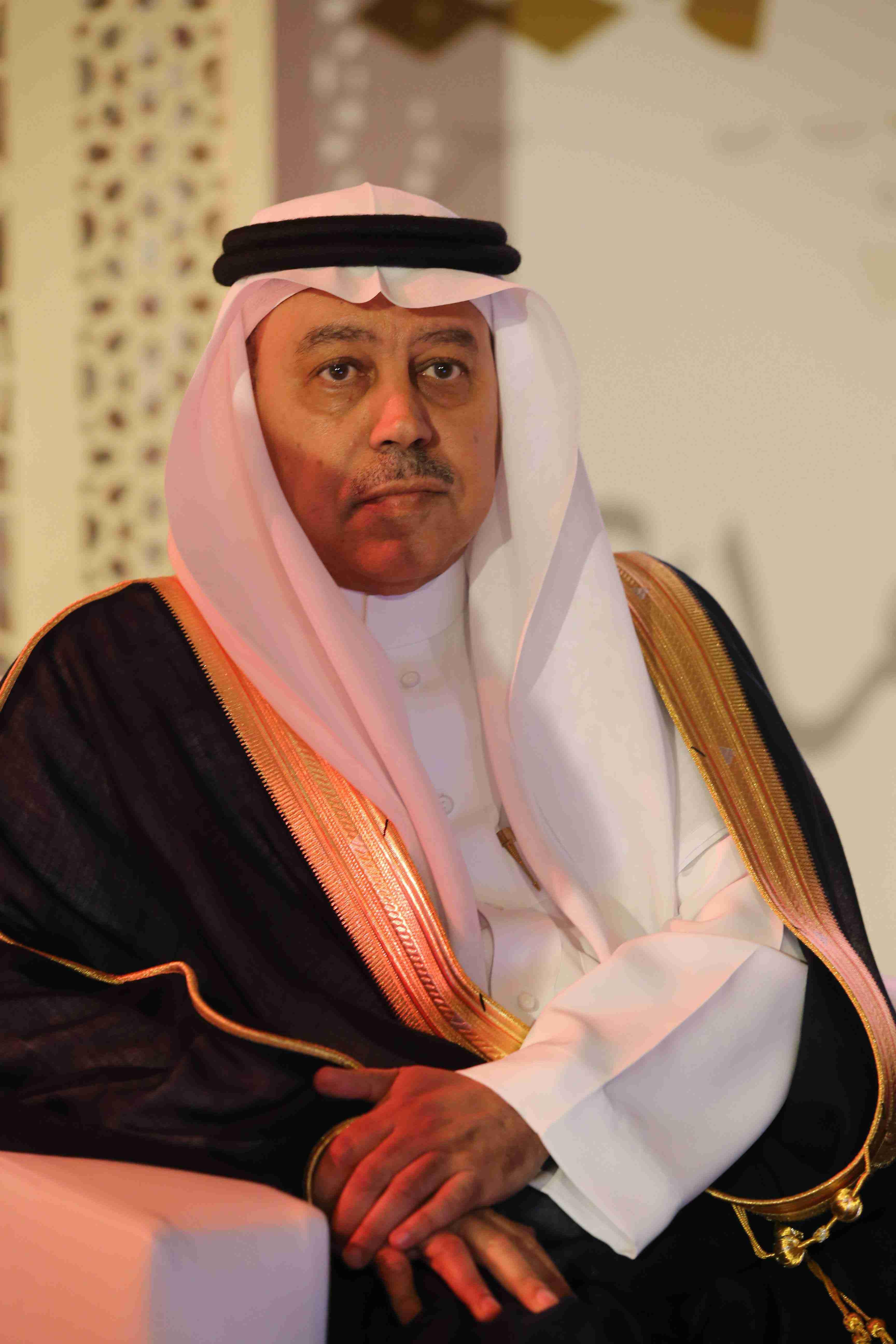 الأمين العام الدكتور/ فهد المغلوث لجائزة الأميرة صيته بنت عبدالعزيز للتميز في العمل الاجتماعي